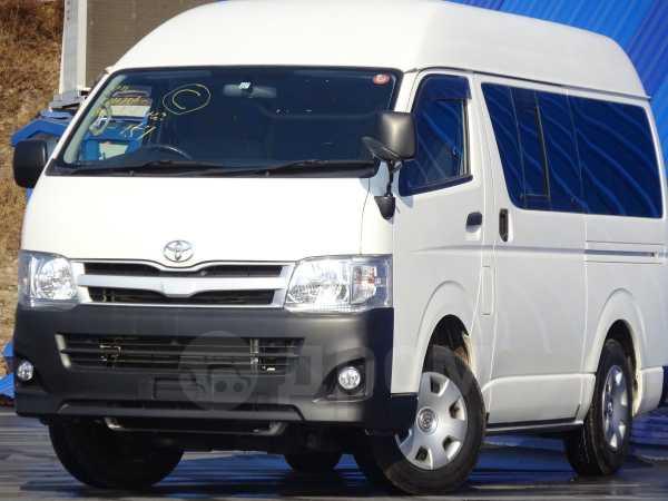 Toyota Hiace, 2013 год, 1 550 000 руб.