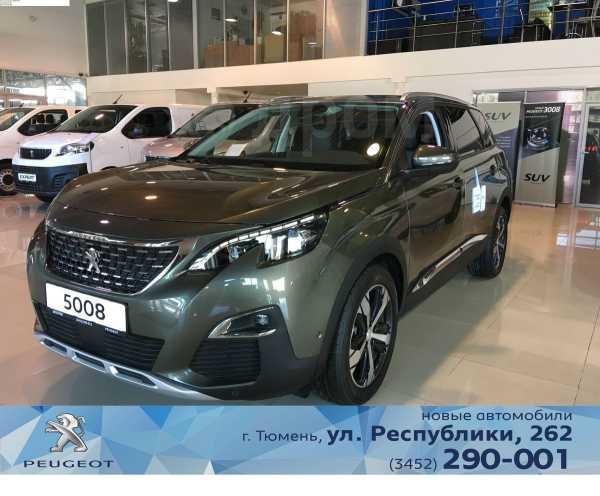 Peugeot 5008, 2018 год, 1 990 000 руб.
