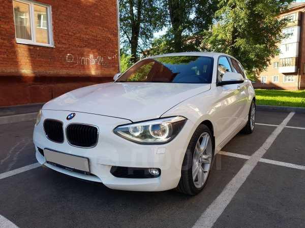 BMW 1-Series, 2012 год, 770 000 руб.