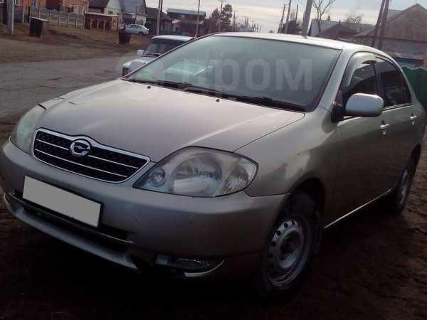 Toyota Corolla, 2000 год, 287 000 руб.