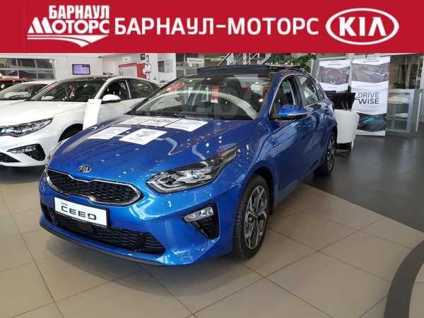 Kia Ceed, 2018 год, 1 499 900 руб.