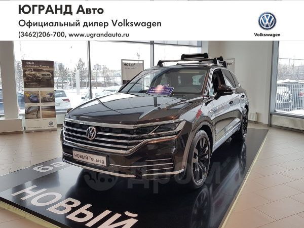 Volkswagen Touareg, 2018 год, 4 500 000 руб.