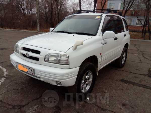 Suzuki Escudo, 1999 год, 480 000 руб.