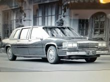 Москва Fleetwood 1986