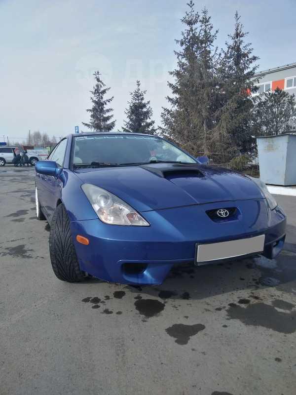 Toyota Celica, 2001 год, 275 000 руб.