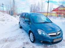 Нижневартовск Zafira 2007