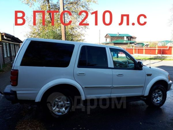Ford Expedition, 1998 год, 490 000 руб.