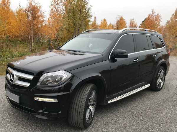Mercedes-Benz GL-Class, 2014 год, 2 700 000 руб.