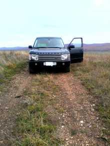 Красноярск Range Rover 2004