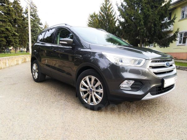 Ford Kuga, 2017 год, 1 500 000 руб.