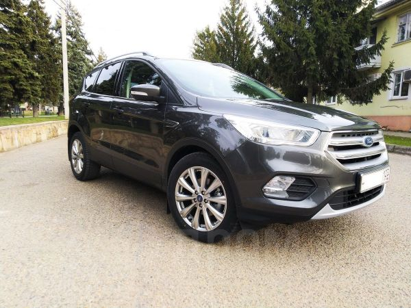 Ford Kuga, 2017 год, 1 395 000 руб.