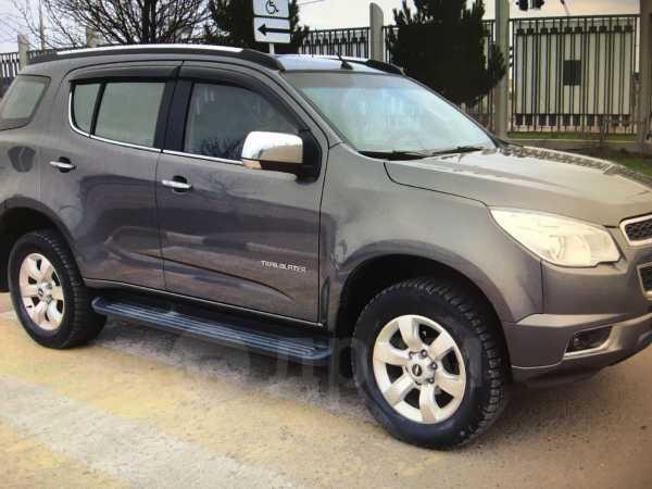 Chevrolet TrailBlazer, 2014 год, 1 105 000 руб.