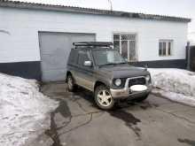 Северобайкальск Pajero Mini 1997