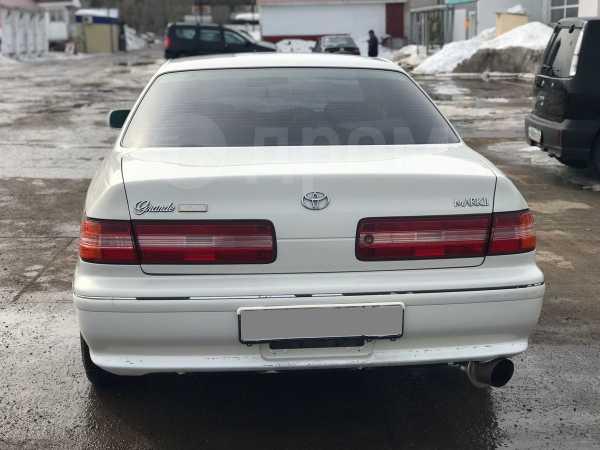 Toyota Mark II, 1997 год, 350 000 руб.