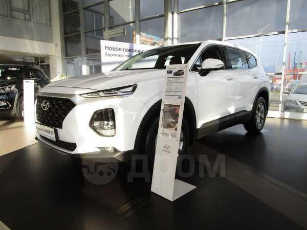 Hyundai Santa Fe, 2018 год, 2 122 500 руб.