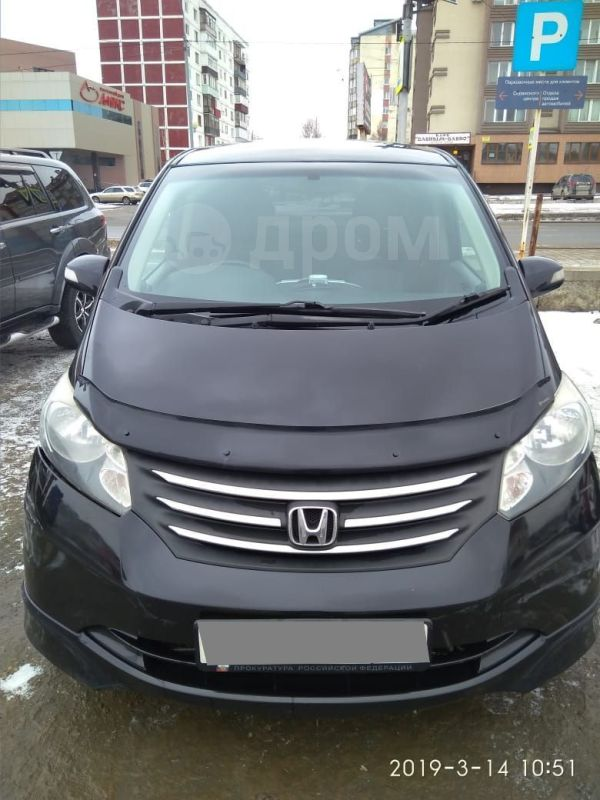 Honda Freed, 2008 год, 380 000 руб.