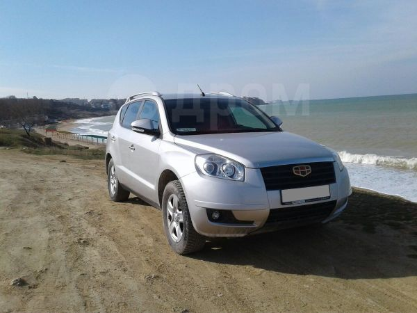 Geely Emgrand X7, 2014 год, 525 000 руб.