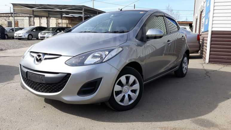Mazda Demio, 2014 год, 490 000 руб.