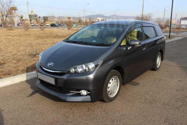 Toyota Wish, 2012 год, 890 000 руб.