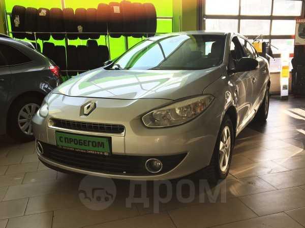 Renault Fluence, 2012 год, 435 000 руб.