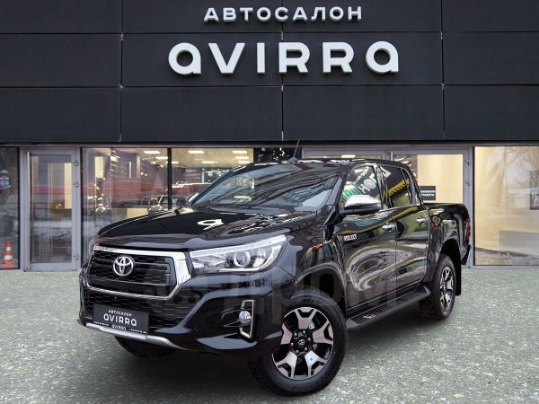 Toyota Hilux Pick Up, 2018 год, 2 645 000 руб.