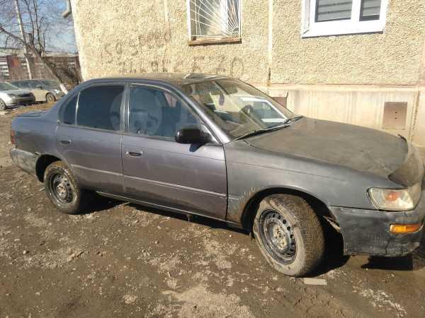 Toyota Corolla, 1993 год, 45 000 руб.