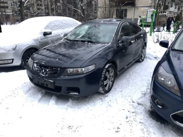 Honda Accord, 2003 год, 290 000 руб.