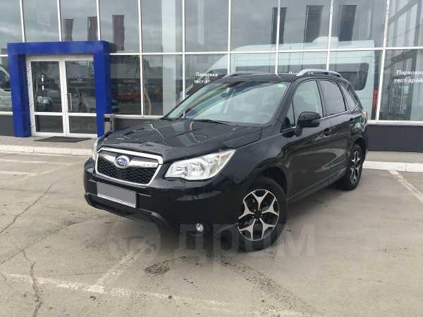 Subaru Forester, 2014 год, 1 030 000 руб.