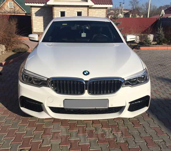 BMW 5-Series, 2017 год, 3 600 000 руб.