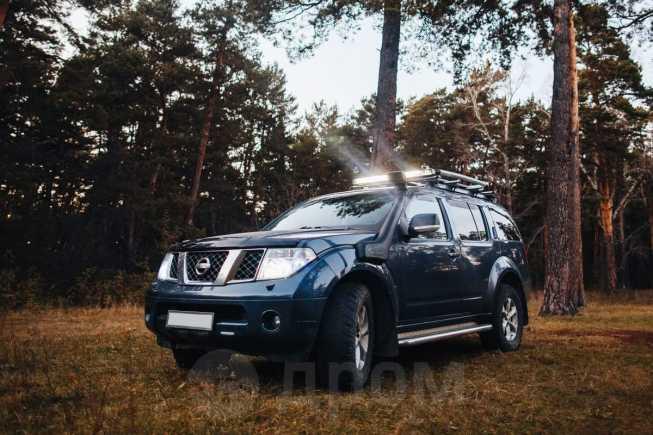 Nissan Pathfinder, 2008 год, 649 000 руб.