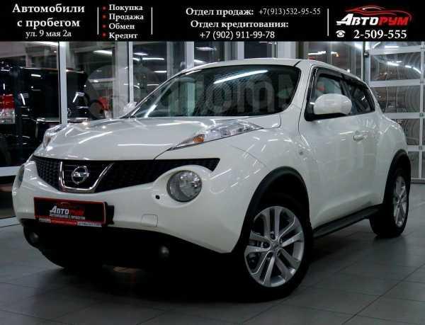 Nissan Juke, 2012 год, 697 000 руб.