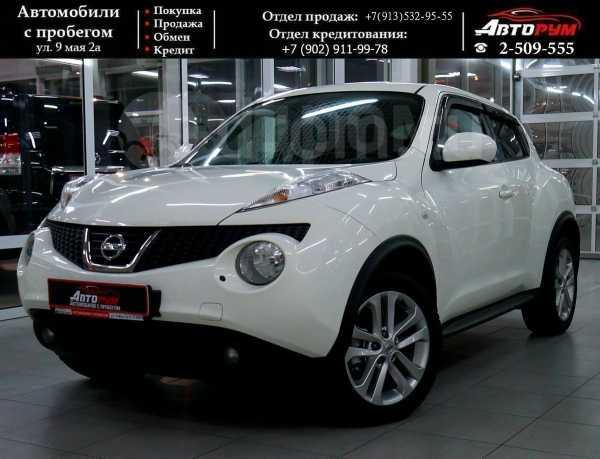 Nissan Juke, 2012 год, 677 000 руб.