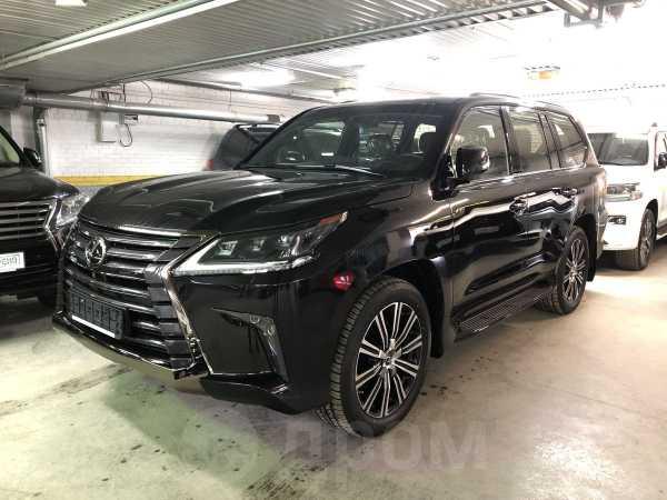 Lexus LX570, 2018 год, 6 720 000 руб.