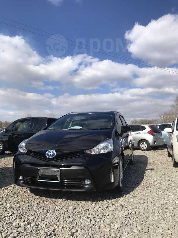 Toyota Prius a, 2015 год, 1 110 000 руб.