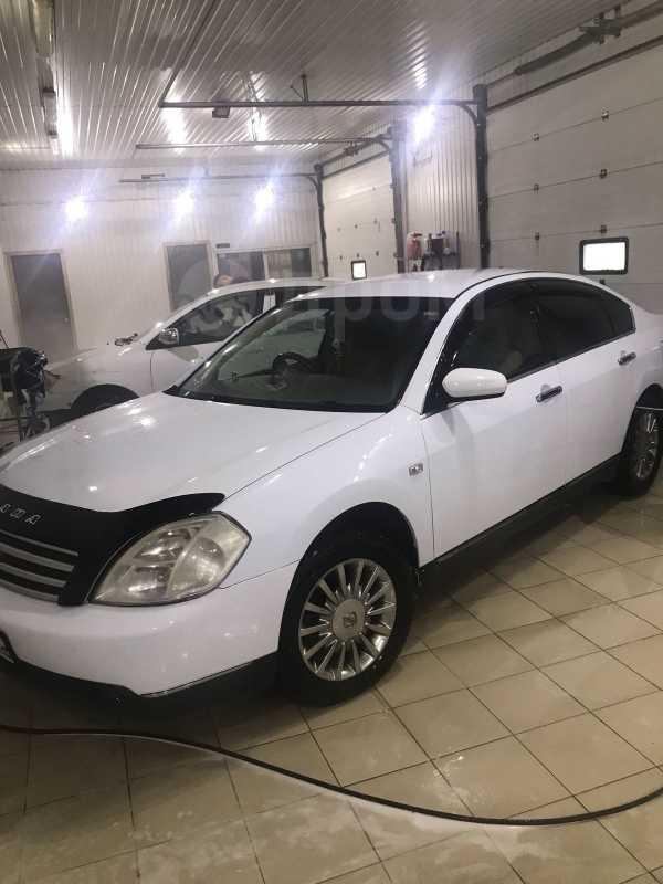 Nissan Teana, 2004 год, 305 000 руб.