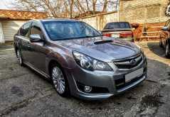 Уссурийск Subaru Legacy 2010