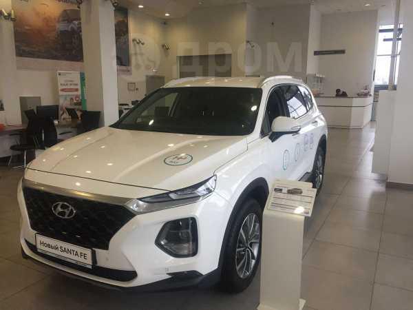 Hyundai Santa Fe, 2018 год, 2 779 000 руб.