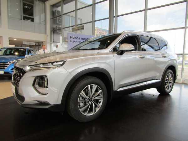 Hyundai Santa Fe, 2018 год, 2 520 000 руб.