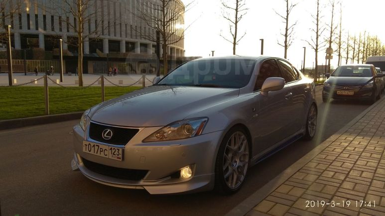 Lexus IS250, 2007 год, 825 000 руб.