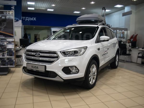 Ford Kuga, 2018 год, 1 665 000 руб.