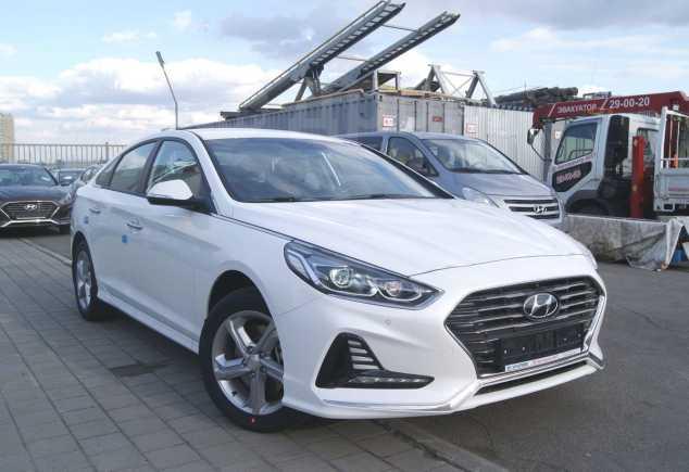 Hyundai Sonata, 2018 год, 1 575 000 руб.