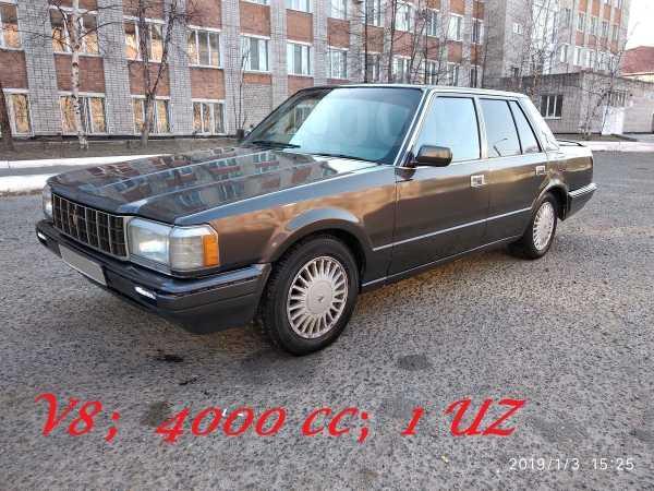 Toyota Crown, 1985 год, 199 000 руб.