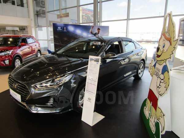 Hyundai Sonata, 2018 год, 1 655 000 руб.