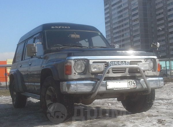 Nissan Safari, 1992 год, 650 000 руб.