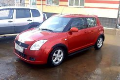 Иваново Suzuki Swift 2007