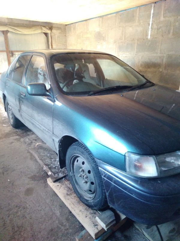 Toyota Corsa, 1992 год, 90 000 руб.