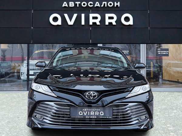 Toyota Camry, 2018 год, 1 796 000 руб.