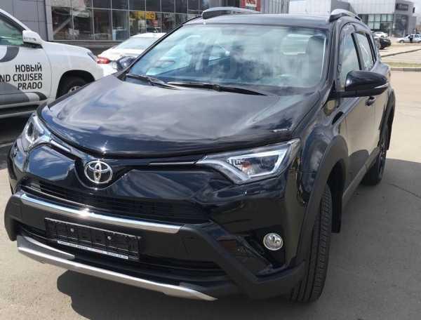 Toyota RAV4, 2018 год, 1 720 000 руб.