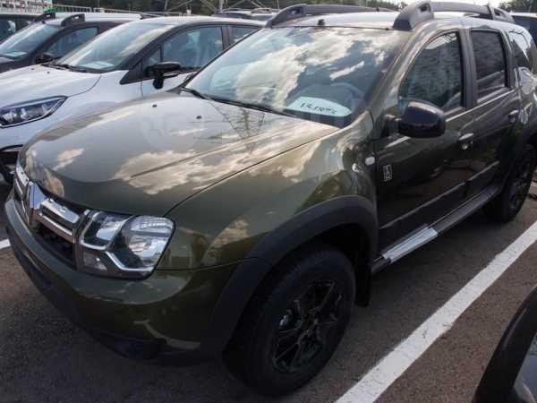 Renault Duster, 2018 год, 1 123 960 руб.