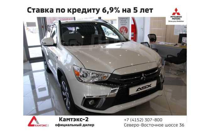 Mitsubishi ASX, 2018 год, 1 673 000 руб.
